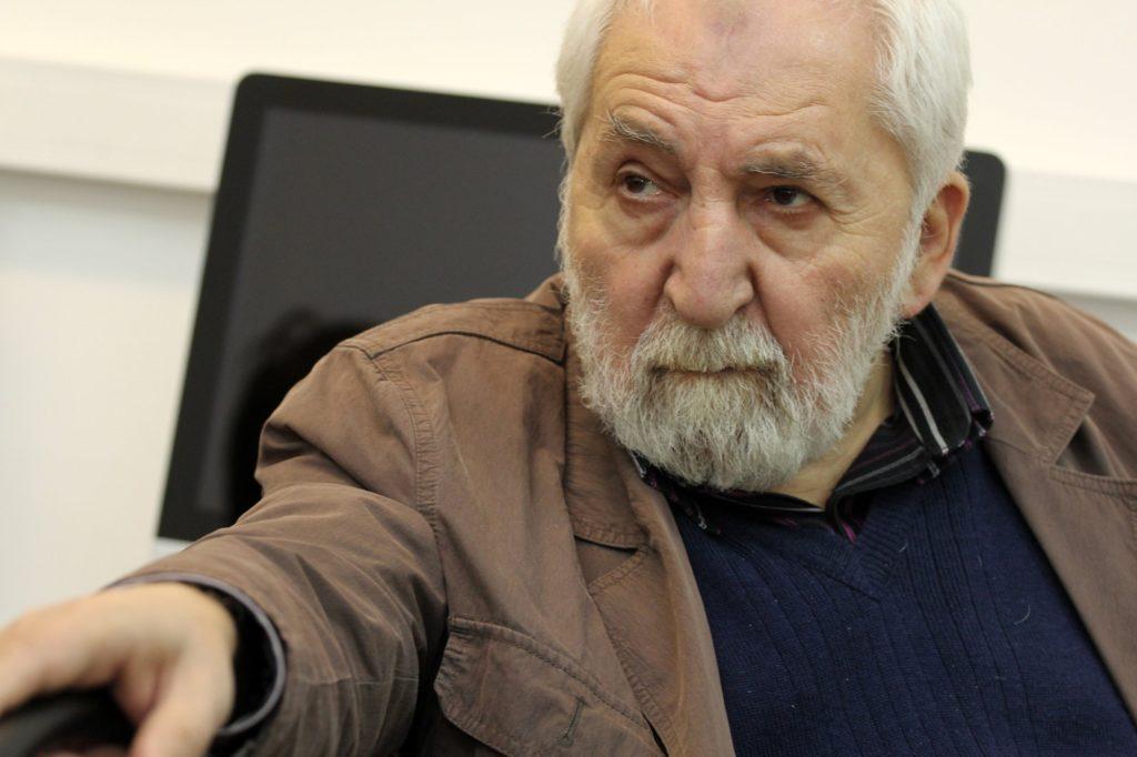 Алексей Симонов, основатель Фонда защиты гласности